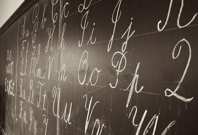 Why I've Decided to Lead a Cursive Crusade in my House